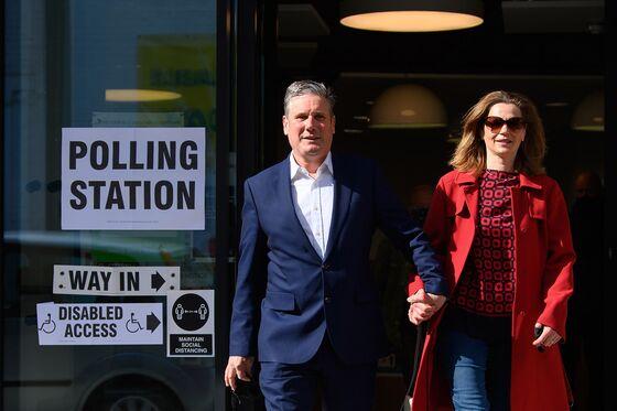 Britain Counts Votes in Major Election Test for Boris Johnson