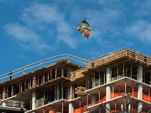 New condo developments -- high-rise towers offering amenities such as children's playrooms and rooftop gardens -- helped fuel price gains, even as they accounted for only 10.6 percent of sales in the first quarter.