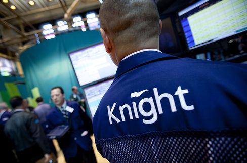 Knight Is Said to Have Spurned $500 Million Loan From Citadel