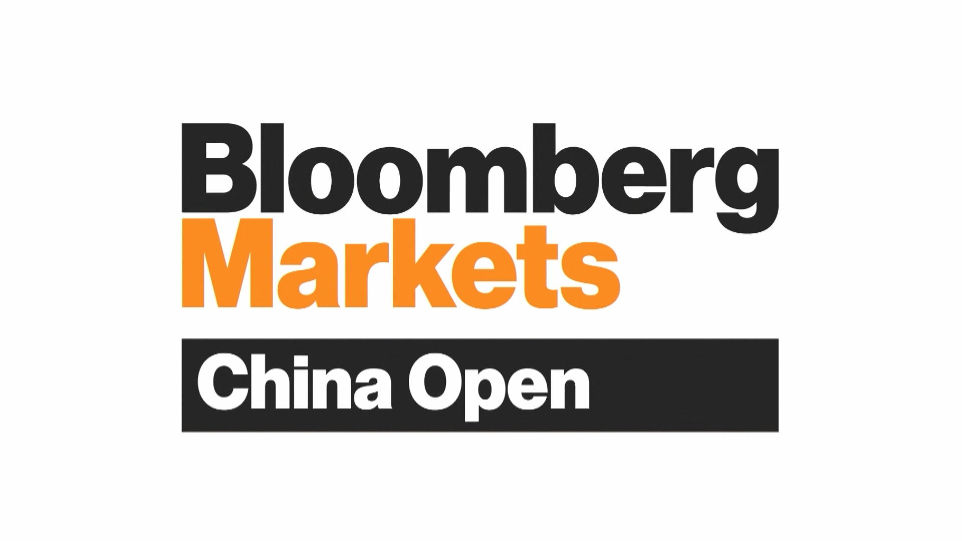 Bloomberg Markets: China Open Full Show (09/17/2019)