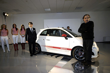 How Fiat's Marchionne Can Help Chrysler