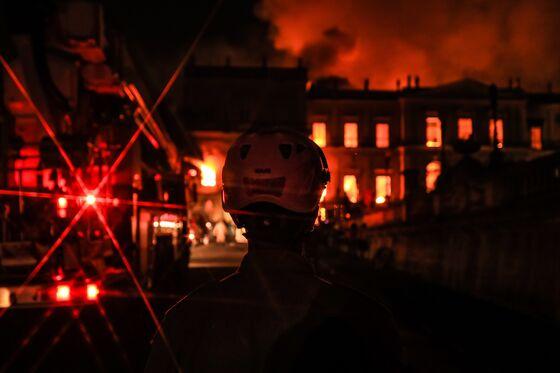 Rio Blaze Destroys Most of 20 Million Museum Relics