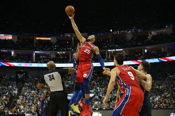 The NBA Is Seeking Its FirstHead of Government inChina