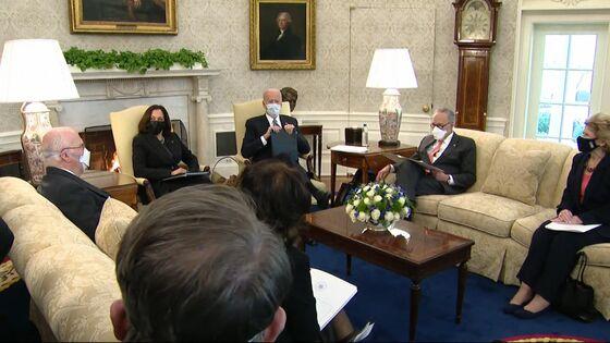 Biden Vows No Retreat on $1,400 Checks, Open to Tightening Rules