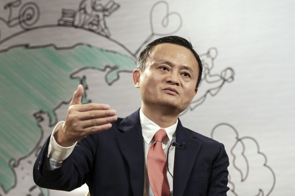 Jack Ma Says the Trade War Is the 'Most Stupid Thing'
