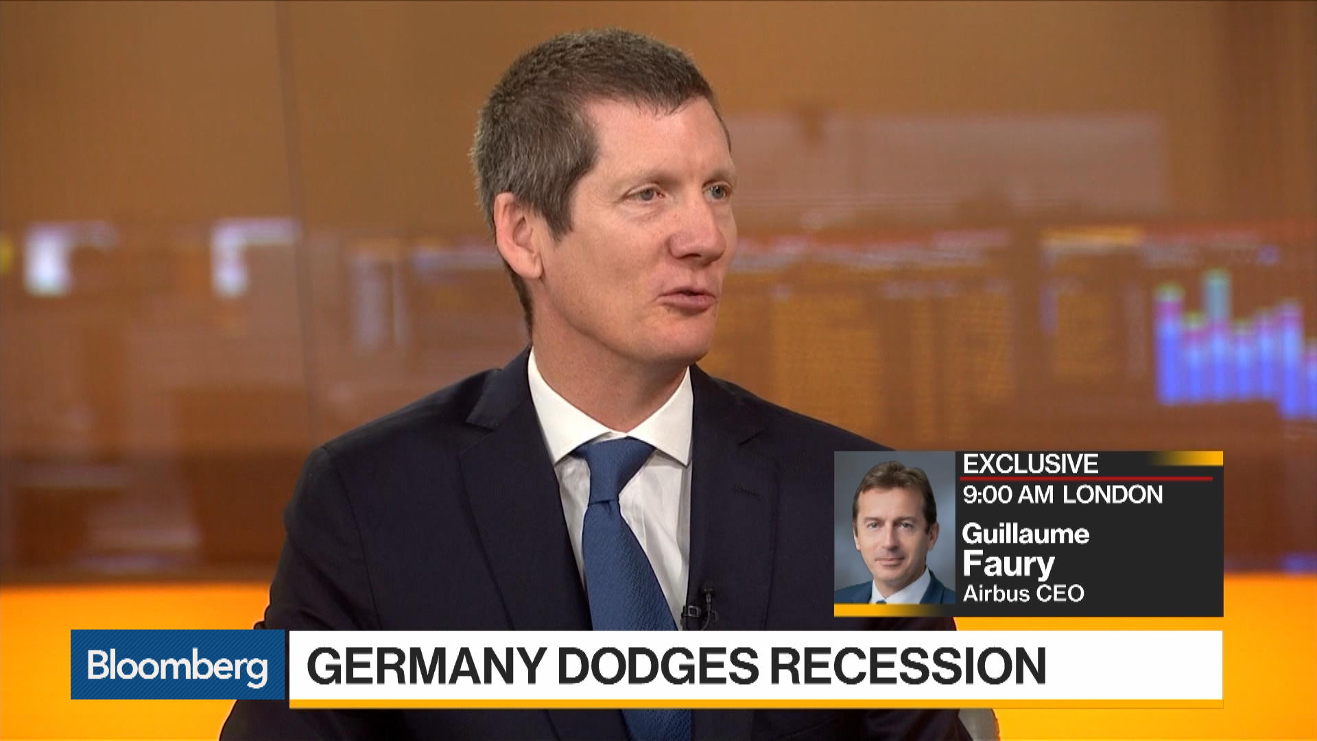 German Bund Yields Could Decline in 2020, Says Guy Stear of Societe Generale