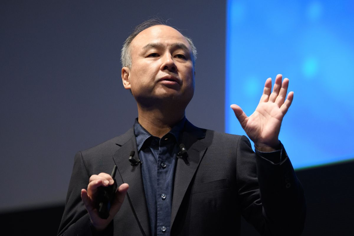 SoftBank's Chief Seeks to Boost Investment in Indonesia