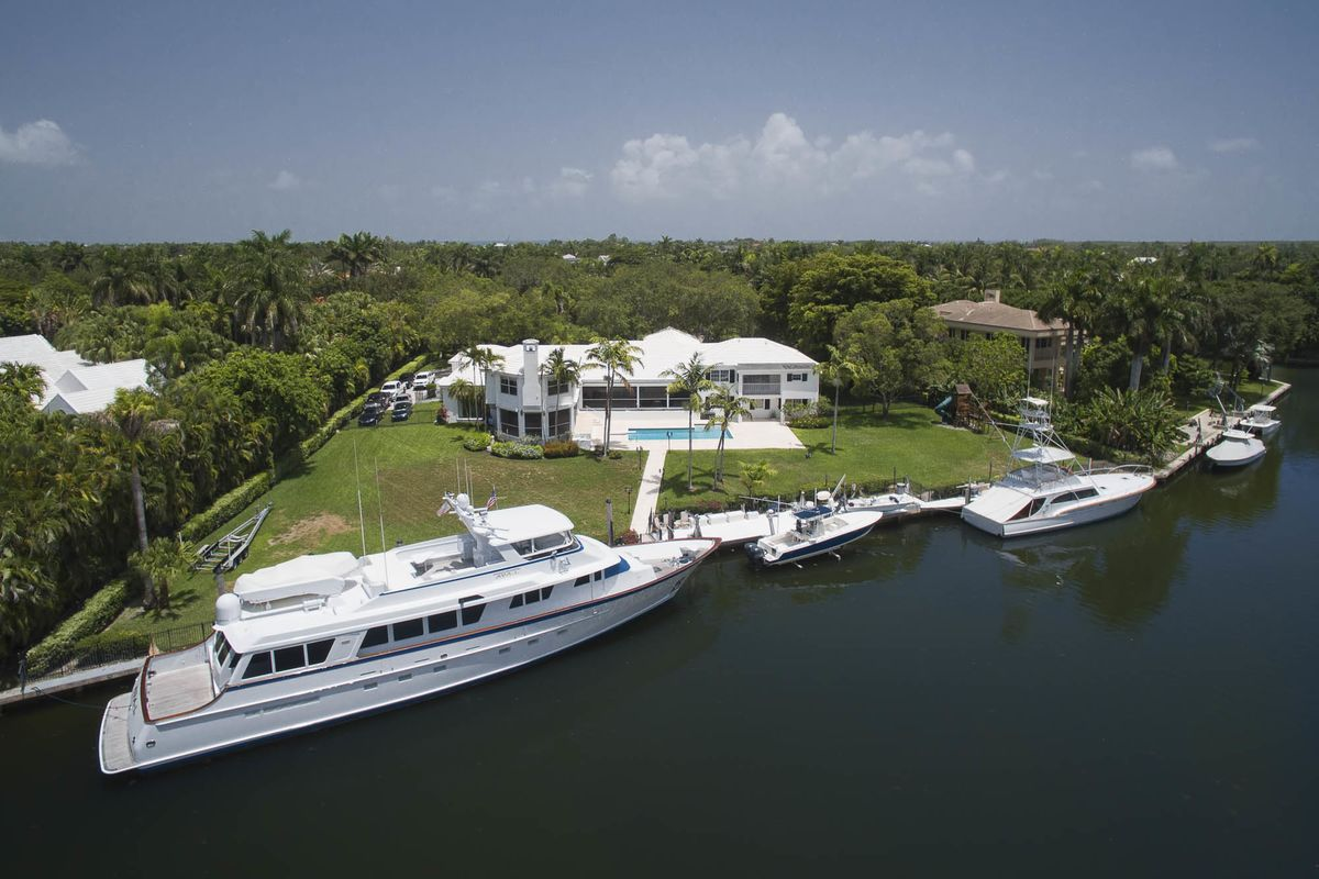 Dock Your Yacht in the Front Yard at These Multimillion