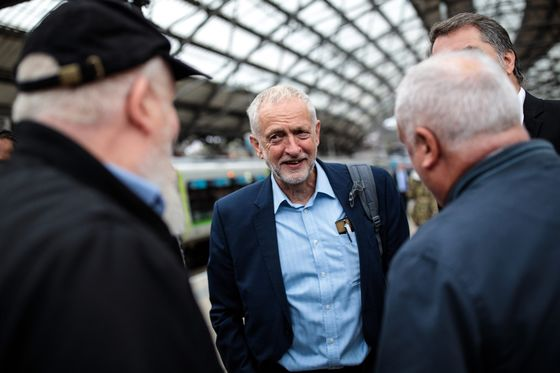 BrexitSilence Is Corbyn's Gamble On aBigger Prize