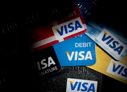 Visa Inc. Credit and Debit Cards