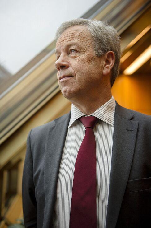Norges Bank Governor Oeystein Olsen Interview
