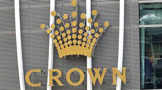 Crown's Perth Casino Probed by Financial Crimes Regulator
