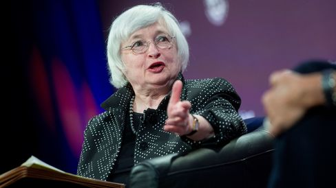 U.S. stocks fell the most in three weeks as comments Friday from Fed Chair Janet Yellen that borrowing costs would be boosted this year were followed by data adding to evidence of a recovery in American economic growth after a first-quarter slowdown.