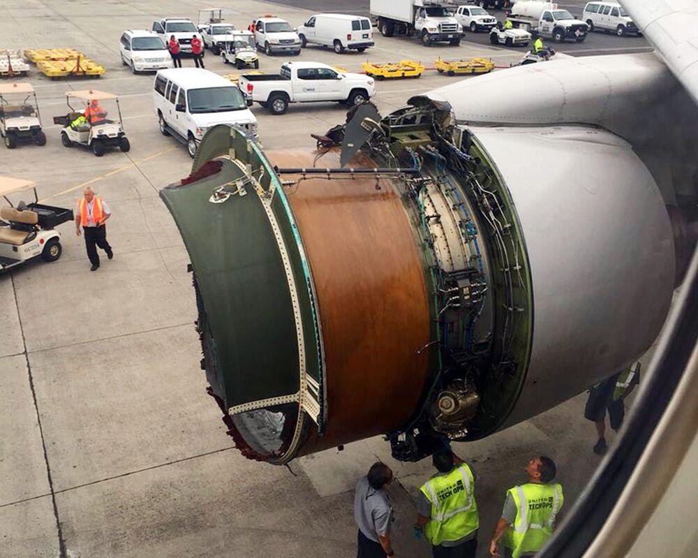 Pratt & Whitney Training Cited in 2018 United Jet Engine Failure - Bloomberg