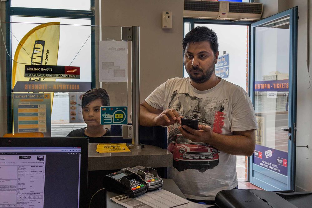 For Western Union, Refugees and Immigrants Are the Ultimate Market