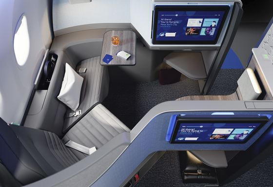 JetBlue's London Flights to Get Luxury Touches in Premium Cabins
