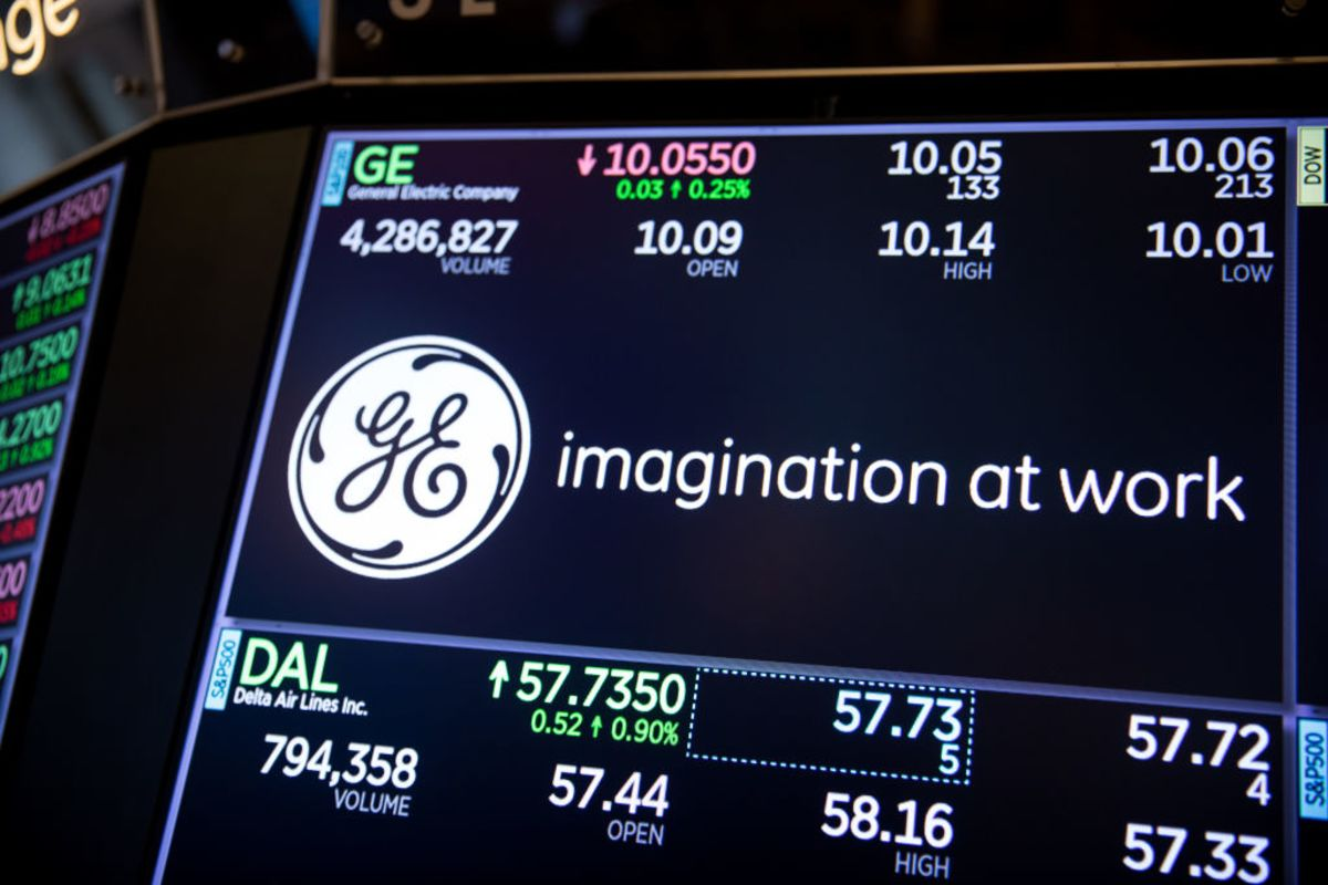 GE Is Stalled Between Reset and Recession