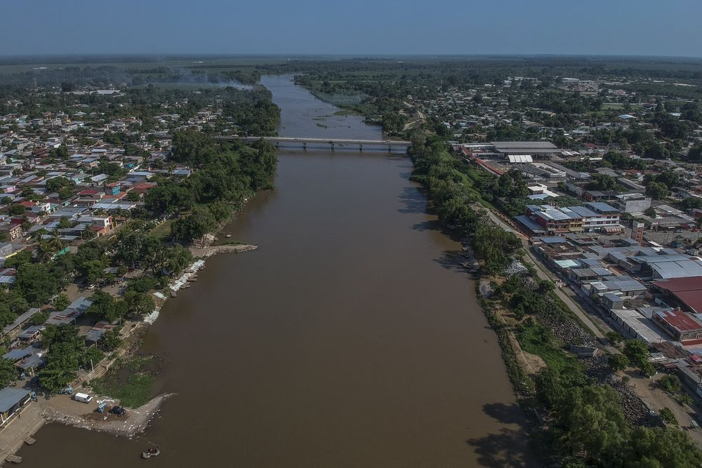 relates to Mexico's Other Border Is Rattled by Armed Crackdown Along River