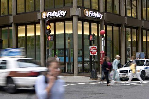Fidelity Sees Higher 401(k) Balances
