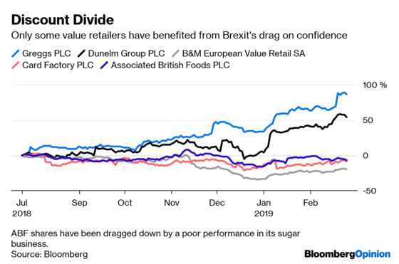 Cheap as Chips Doesn't Cut It in Brexit Britain