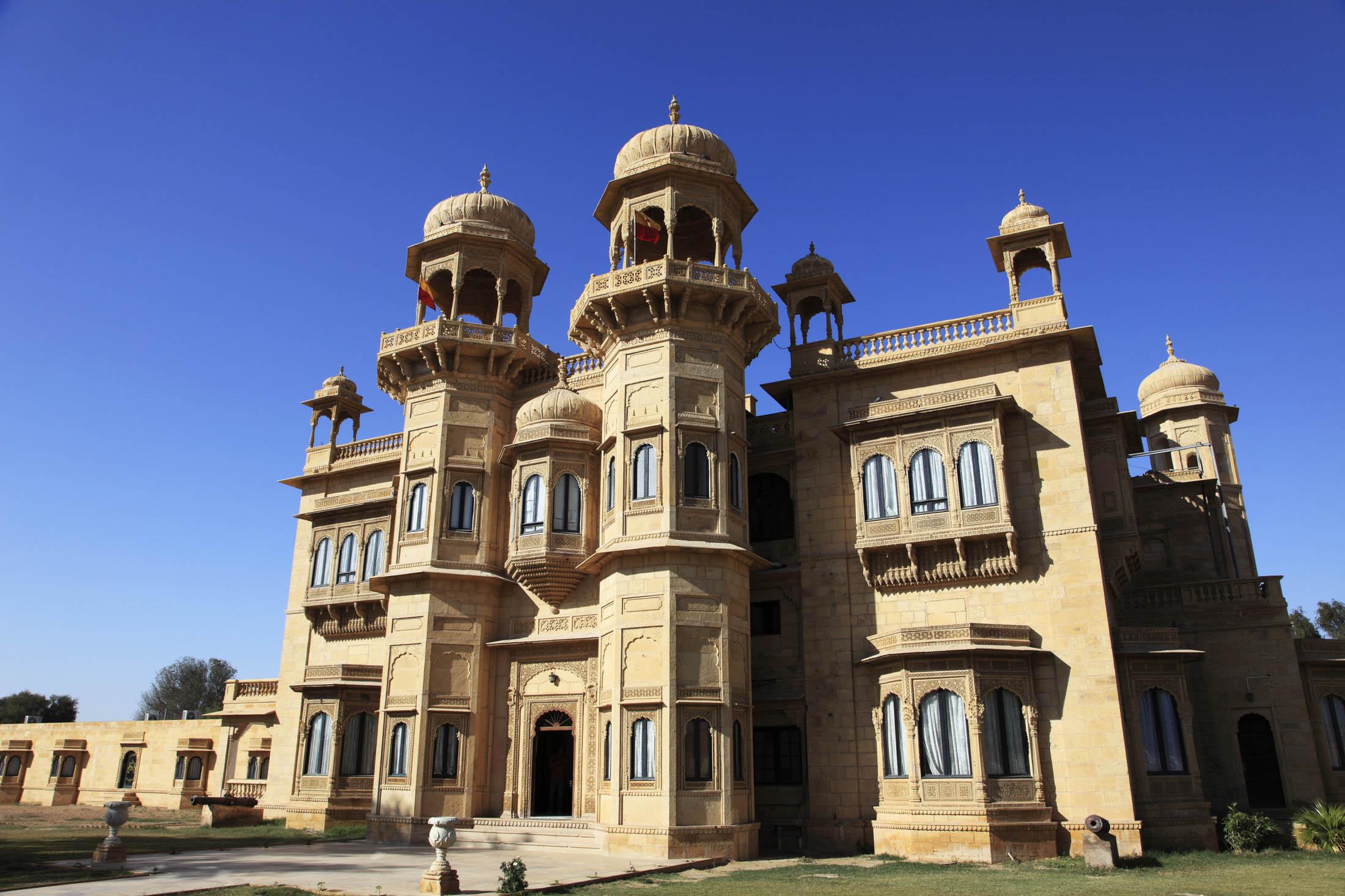 Jawahar Niwas Palace Hotel, Jaisalmer
