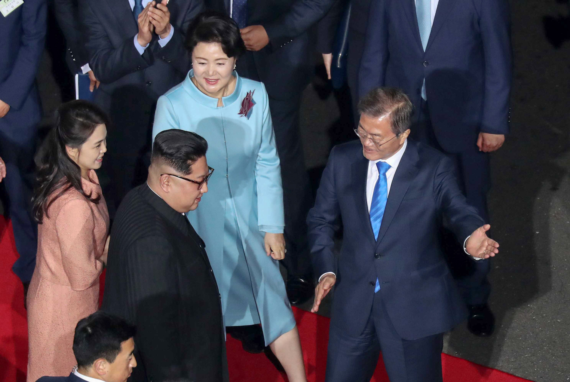 The Long Road Ahead for North and South Korea Relations