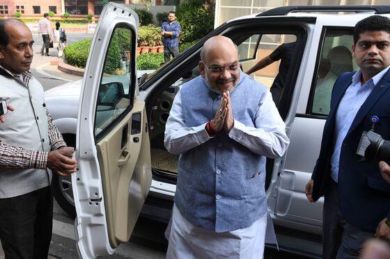 India's Home Minister, Close Aide to Modi, Has Coronavirus