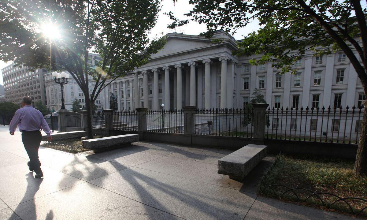 U.S. Treasury Sells 10-Year Indexed Notes at Yield of 0.174%