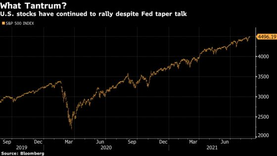 Brace for Powell Signaling Taper Is Near, Sparking Dollar Rally
