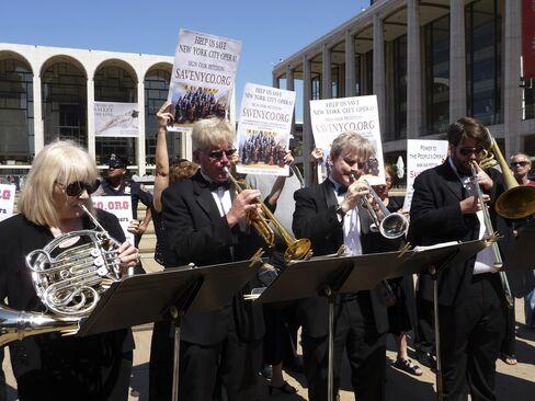 New York City Opera Musicians