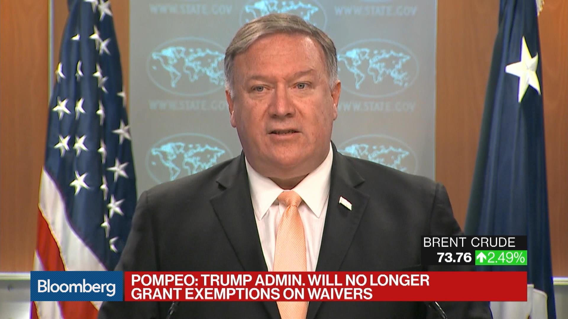 Iran Threatens to Close Strait of Hormuz in Showdown with US
