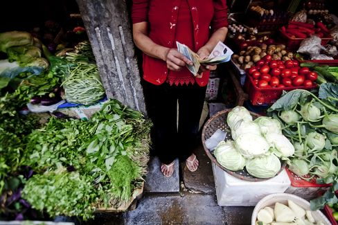 Vietnams Inflation Accelerates