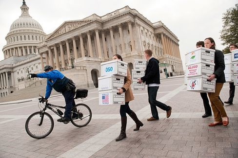 Beltway Insiders' Startup Helps You Lobby Congress