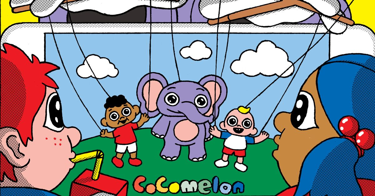 Popular Youtube Kids Channel Cocomelon Gets Into Merch And Toys Bloomberg Cocomelon logo png is a free transparent background clipart image uploaded by elisasa. popular youtube kids channel cocomelon