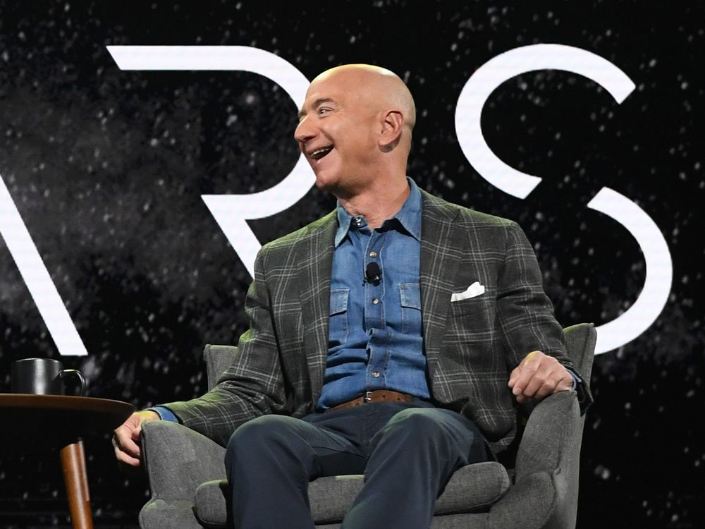Amazon Tries to Sell Us a Fantastic Future—and Itself