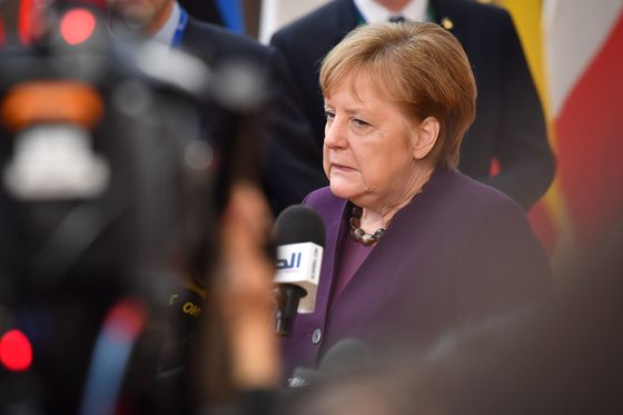 Merkel's Succession Has Descended Into Chaos and That's a Risk