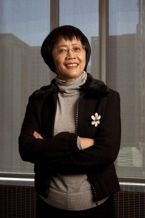 Caixin Media Editor-in-Chief Hu Shuli