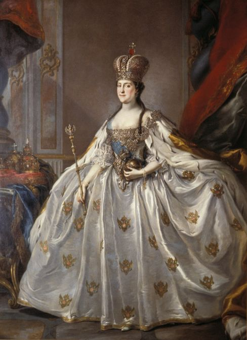 Russian Empress Catherine the Great