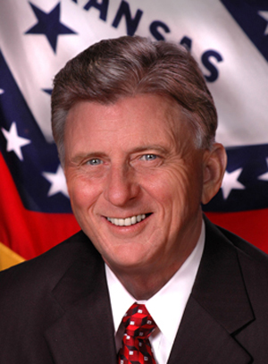 Governor of Arkansas Mike Beebe