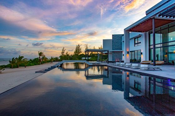A $29 Million Mansion on Grand Cayman Comes With a 100-Foot-Long Pool