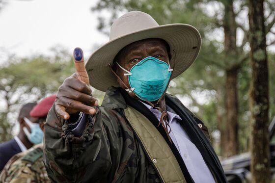 Veteran Uganda Leader Museveni on Track For Election Victory