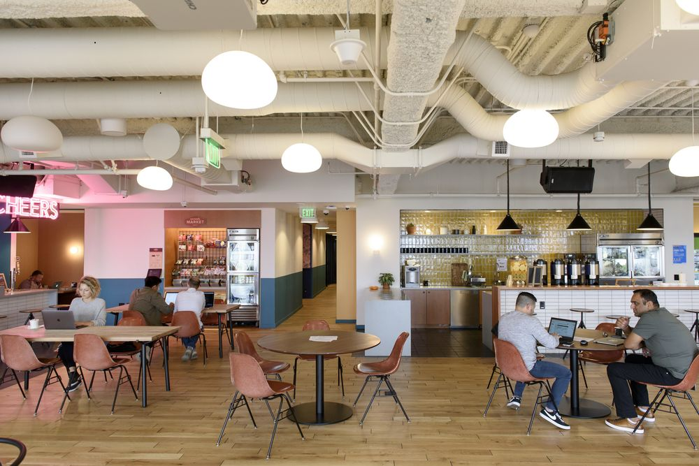 Soho House and WeWork Aren't So Different - Bloomberg