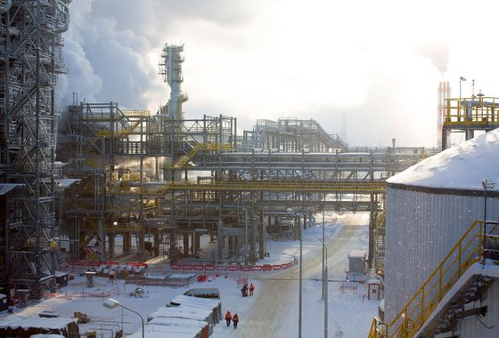 Russia's Largest Chemicals Company Is Plowing Ahead With Saudi, China Deals
