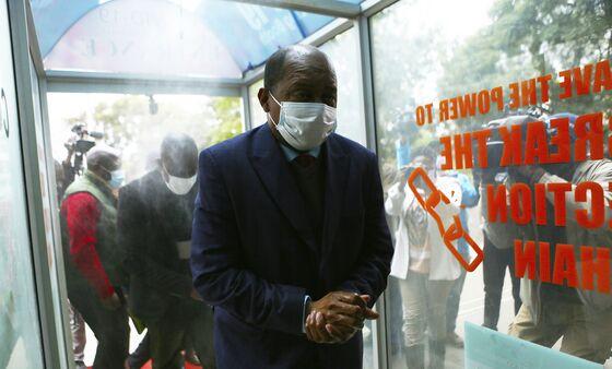 Zimbabwe Health Minister Fired Over Virus-Linked Equipment Scam
