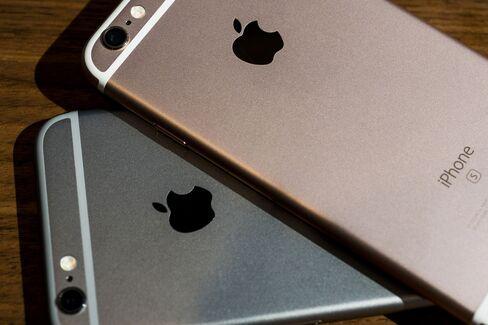 Apple Inc. iPhone 6s smartphones