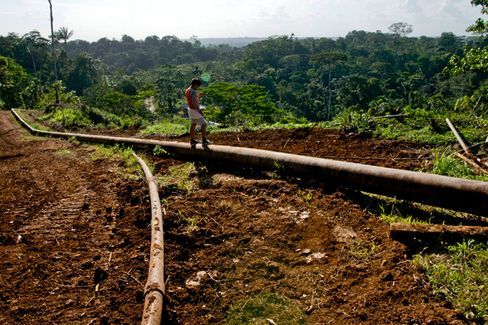 The Chevron Oil Pollution Mess Gets Messier
