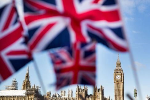 Symbolic U.K. Goods As Brexit Debate Continues