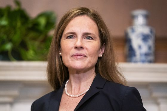 Amy Coney Barrett'sBig Book Deal Is Called Bad Optics for the Supreme Court