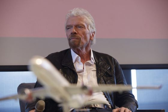 Branson Clears Crucial Hurdle in Rescue of Virgin Atlantic