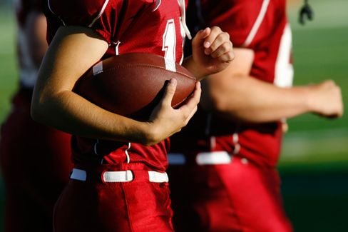 Wharton and NFL Launch Program for Teen Athletes